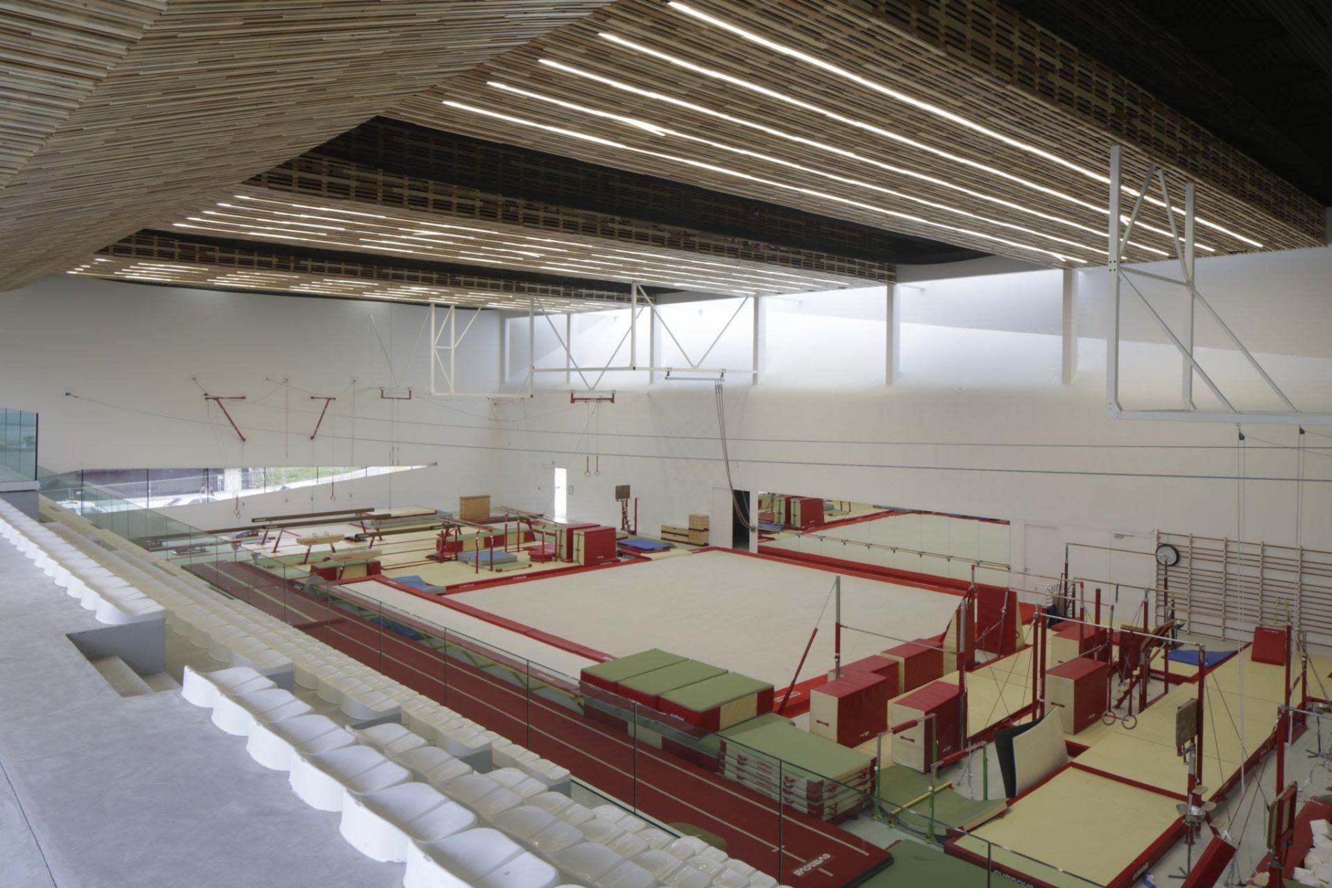 Gymnase atlantis sport paris sud am nagement - Piscine de massy ...