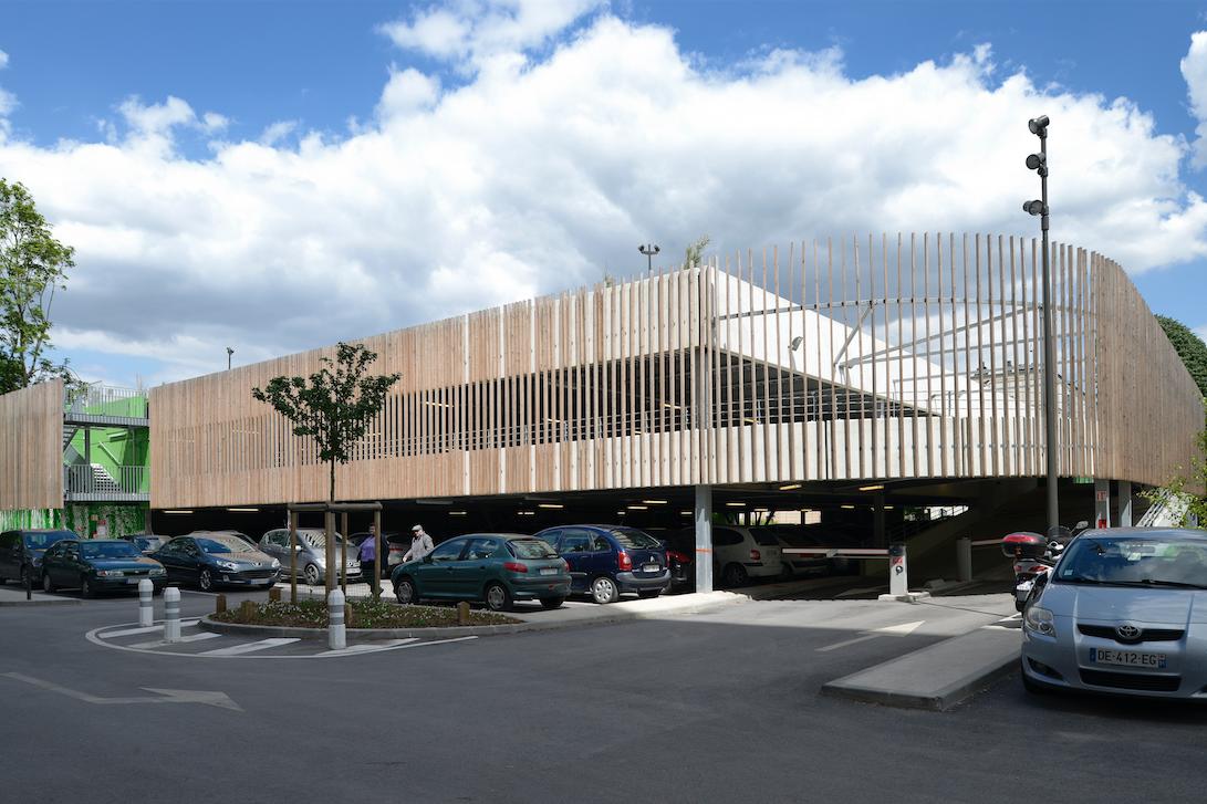 Architecte Richez & Associés - © Vincent Vidal