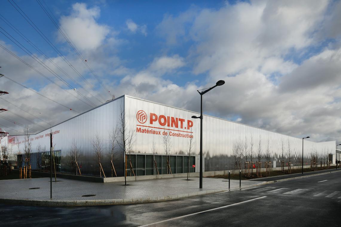 Ouverture du magasin point p massy europe paris sud am nagement - Showroom point p paris ...