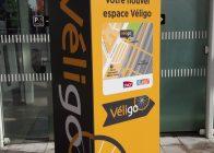 Station Veligo à la gare de Massy-Palaiseau